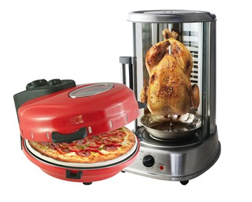 view Pizza & Kebab Makers products