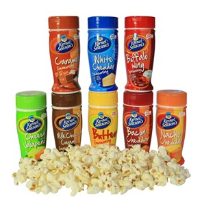 view Popcorn Seasonings & Oil products
