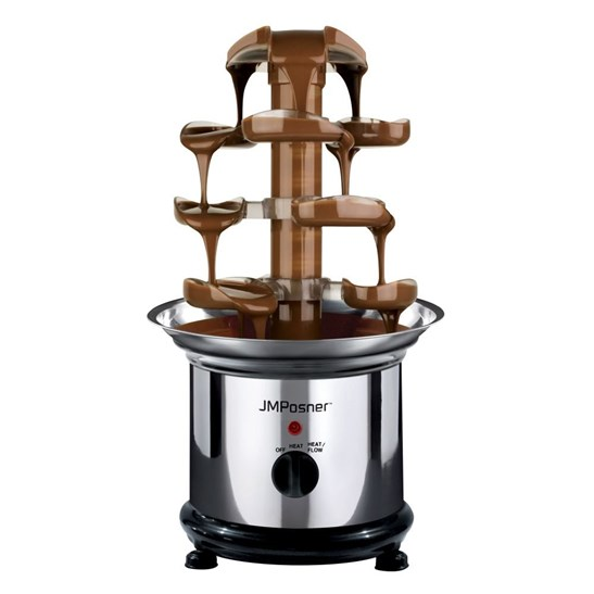 NEW Cascade Chocolate Fountain for the Home