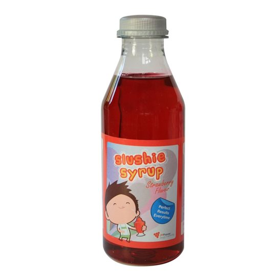 Sodastream Kool Aid Tropical Punch Syrup 500ml: 3 X Strawberry 500ml Bottles