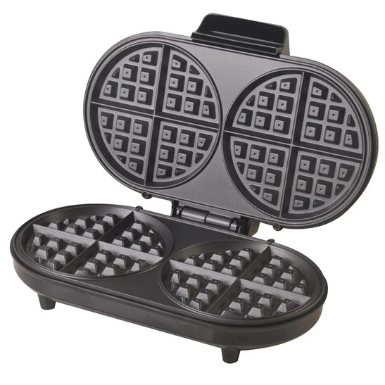 additional image for Double Belgian Waffle Maker