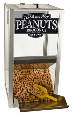 Peanut Display Warmer - 79 or 113 Litre Capacity