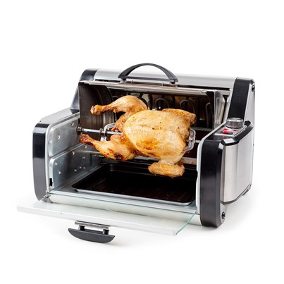JMP Home Deluxe Rotisserie and Oven