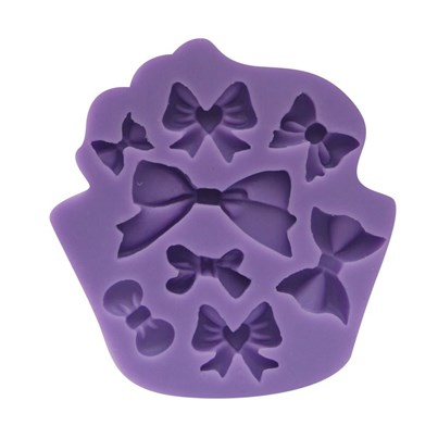 Twinkle Baker Decor Bow Silicone Mold