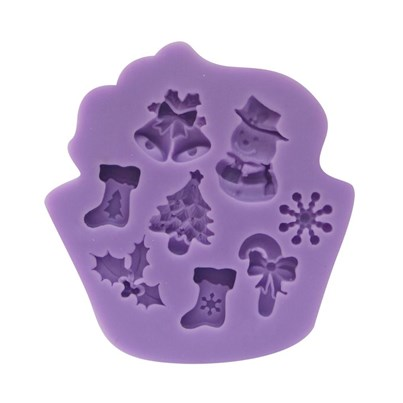 Twinkle Baker Decor Christmas Silicone Mold
