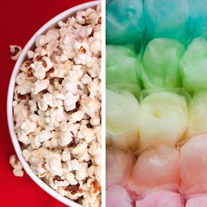 view Candy Floss & Popcorn products