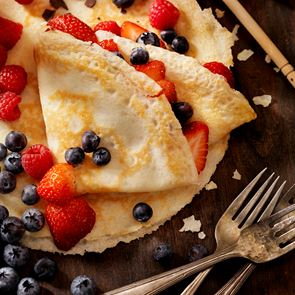 Crepe and Pancake Supplies