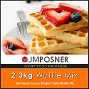 additional image for Finest Belgium style Waffle mix  bag 2.3 kg