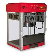 additional image for 8OZ SEMI PROFESSIONAL POPCORN MAKER TOP SECTION