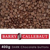additional image for Finest Belgian Dark Chocolate 400g Pouch - 70.5 % Cocoa Solids