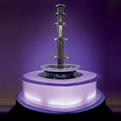 additional image for Chocolate Fountain Light Surrounds with Colour Remote Control