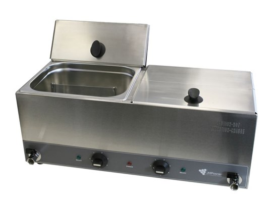 additional image for Hot Dog Warmer-Double