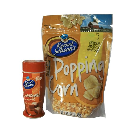additional image for Caramel Popcorn Seasoning