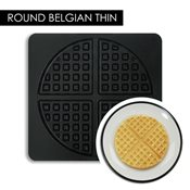 additional image for Multi Waffle Plate - Thin Belgian