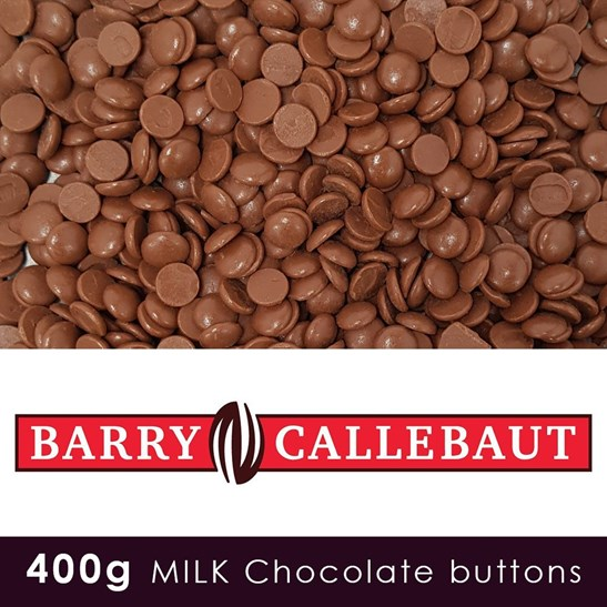 additional image for Callebaut Finest Belgian Milk Chocolate - 400g pouch
