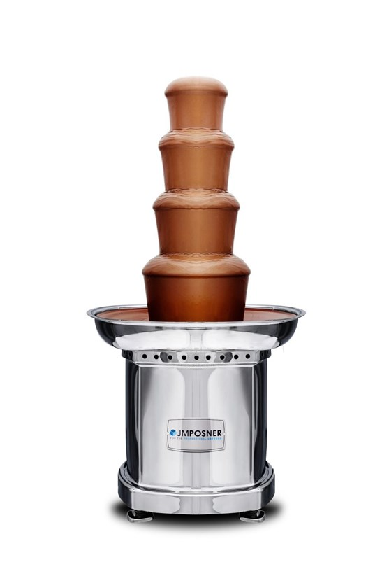 "additional image for SQ2 3 Tier Chocolate Fountain 30"" Tall"