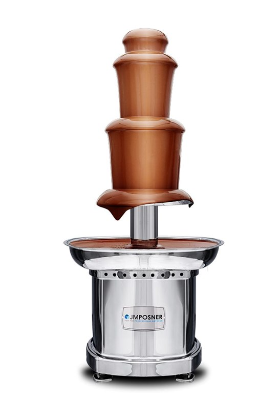 additional image for SQ3 Chocolate Fountain - 43 Inch Tall Tiered Fountain