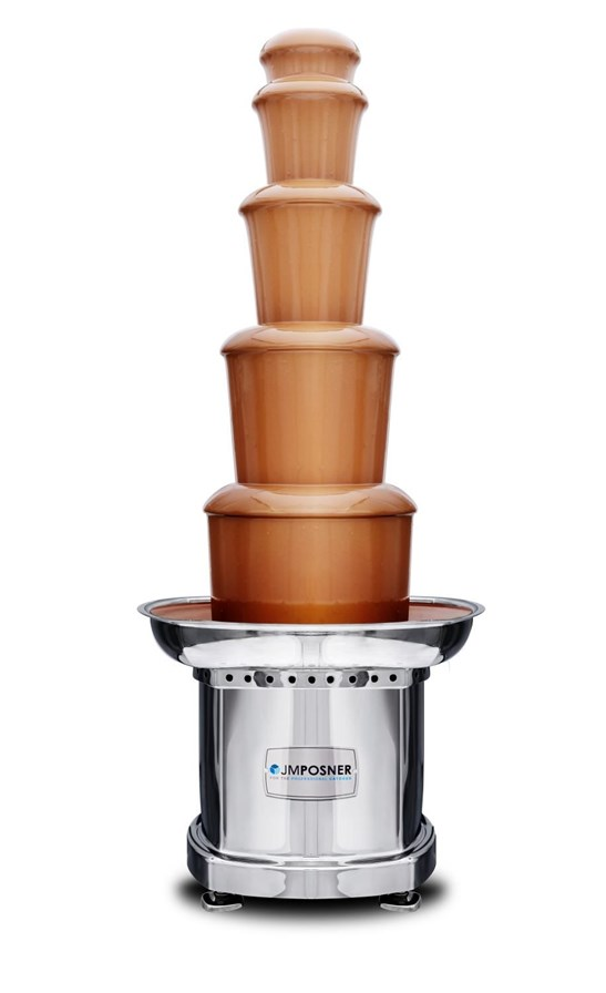 additional image for SQ3 43 Inch Chocolate Fountain with 5 Inch Extension (48 Inch)