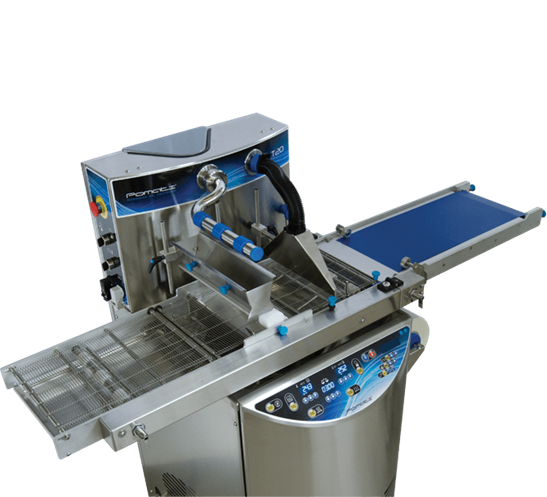 additional image for T20 Pomati Chocolate Tempering Machine
