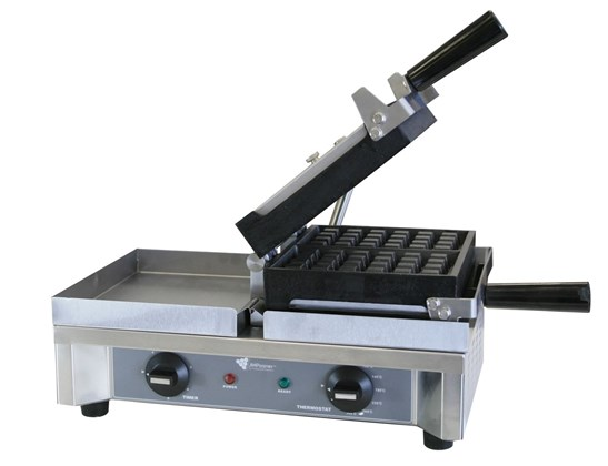 additional image for 180 Degree  Waffle Maker - Creates Belgian & Leige Waffles