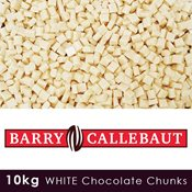 additional image for Luxury White Chocolate Chunks - 10kg Case