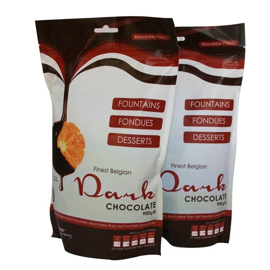 additional image for 3 X Finest Belgian Dark Chocolate Bags - 900g Value Pack