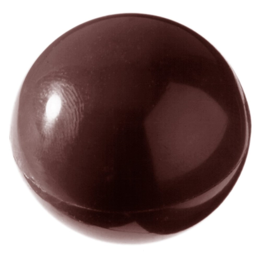 Chocolate Mould - Sphere 38mm