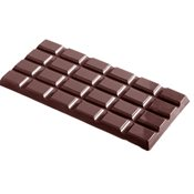 additional image for Chocolate Mould - Tablet - 100g