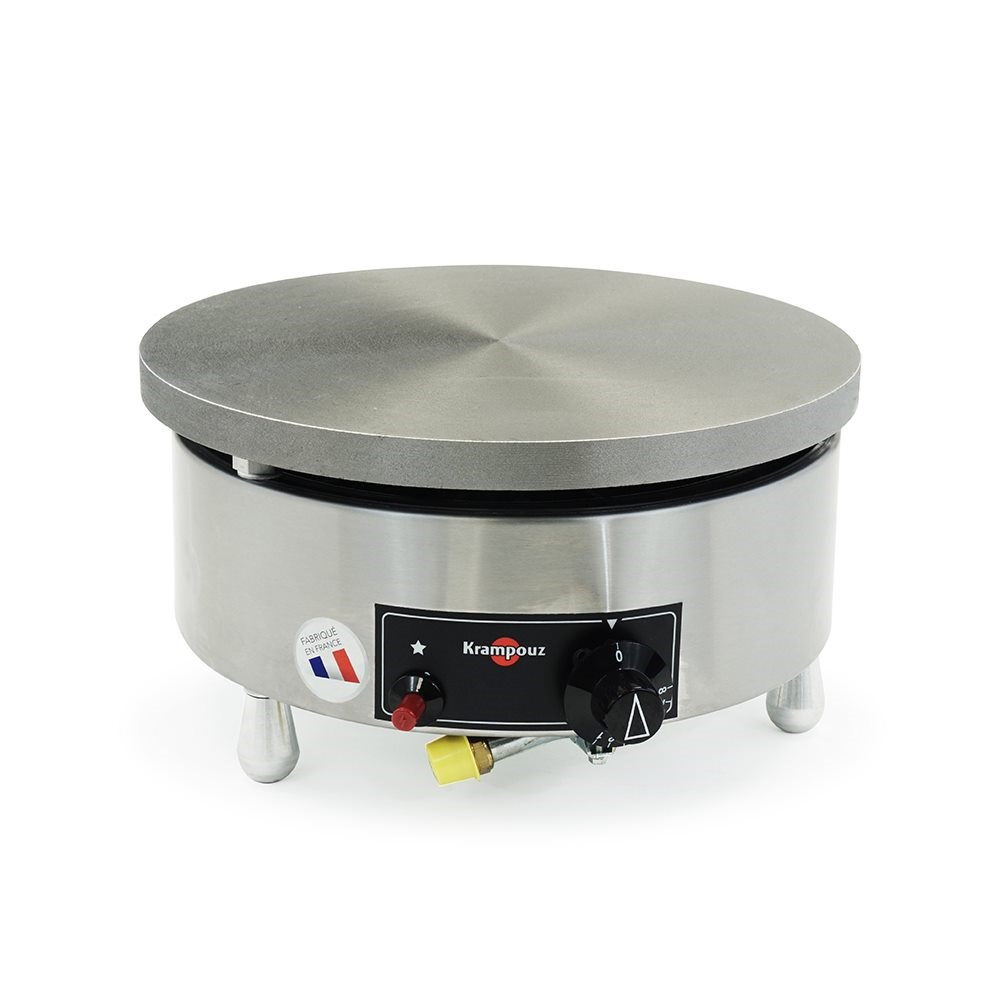 Gas Crepe Maker by Krampouz - 35cm Wide 'Luxury Range'