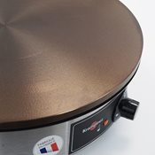 additional image for Krampouz Electric Crepe Maker 40cm - Cast Iron Griddle
