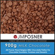 additional image for Finest Belgian Milk Chocolate 900g Bag