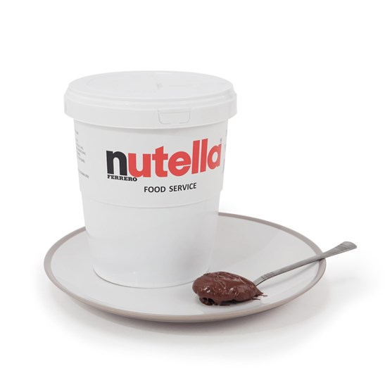 Nutella 3KG Tub - The Original Hazelnut Spread