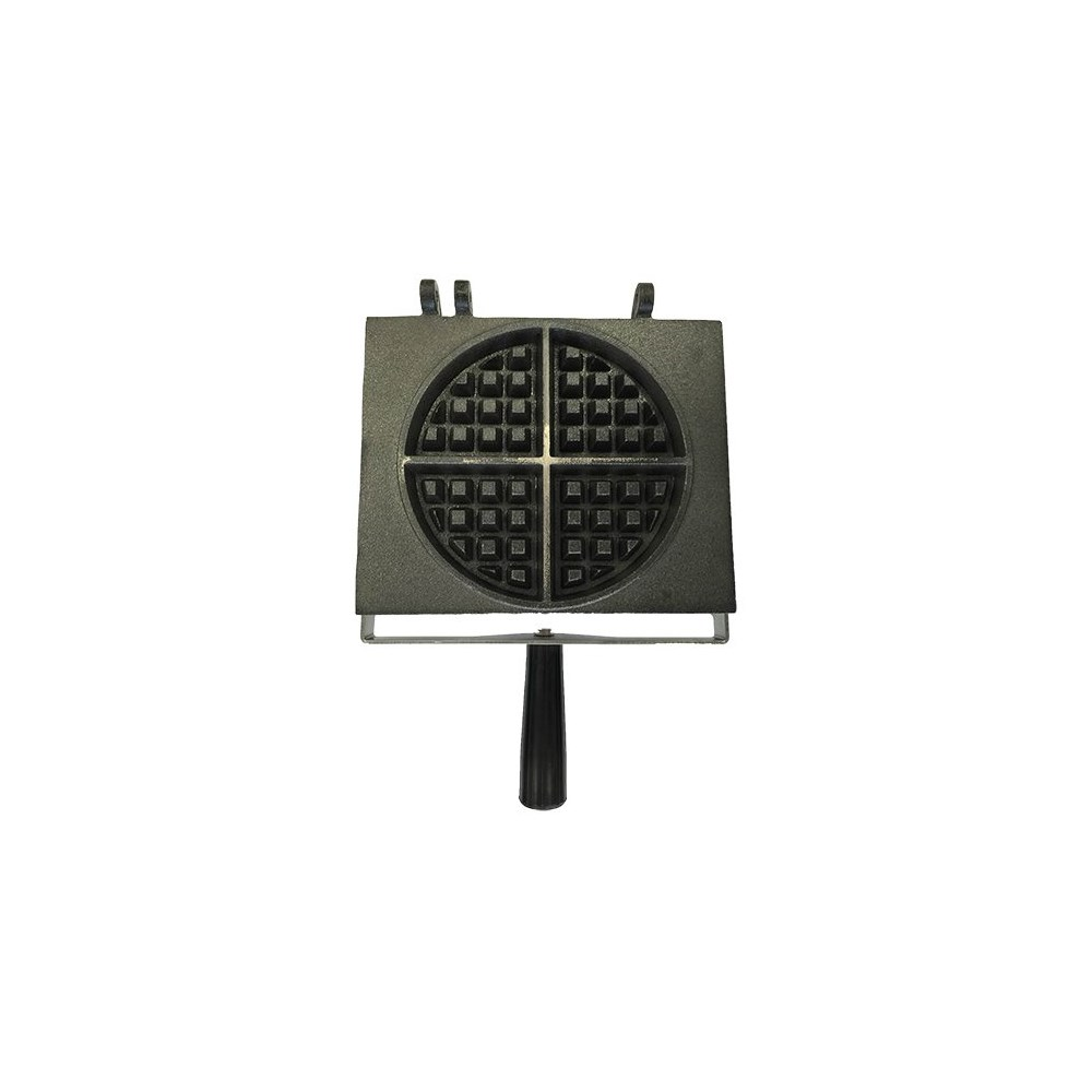 Round Waffle Plate for 180D Waffle Maker