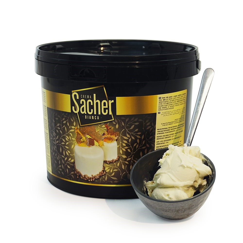 Sacher White Coating & Filling - 6kg