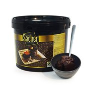 additional image for Sacher Dark Coating & Filling - 6kg