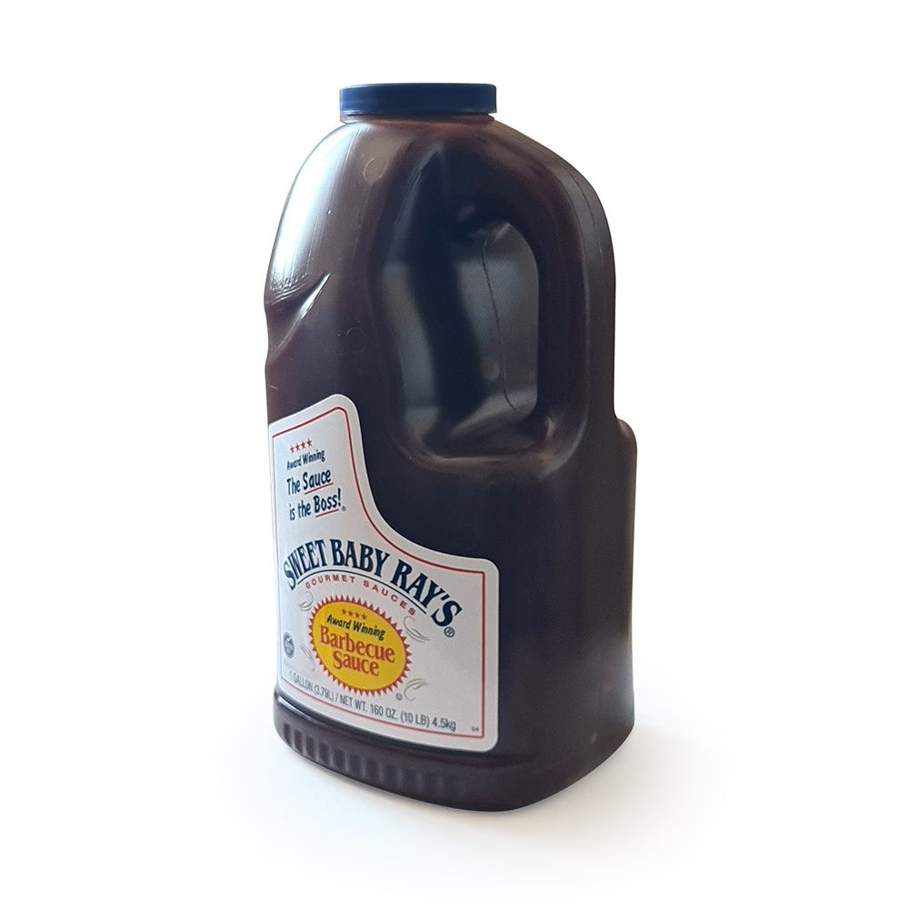 Sweet Baby Rays BBQ Sauce - 1 Gallon Bottle