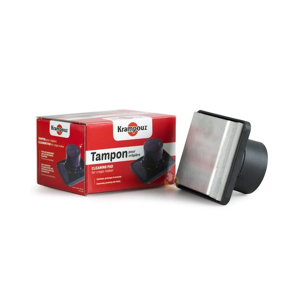 Krampouz Cleaning Pad for Greasing and Cleaning