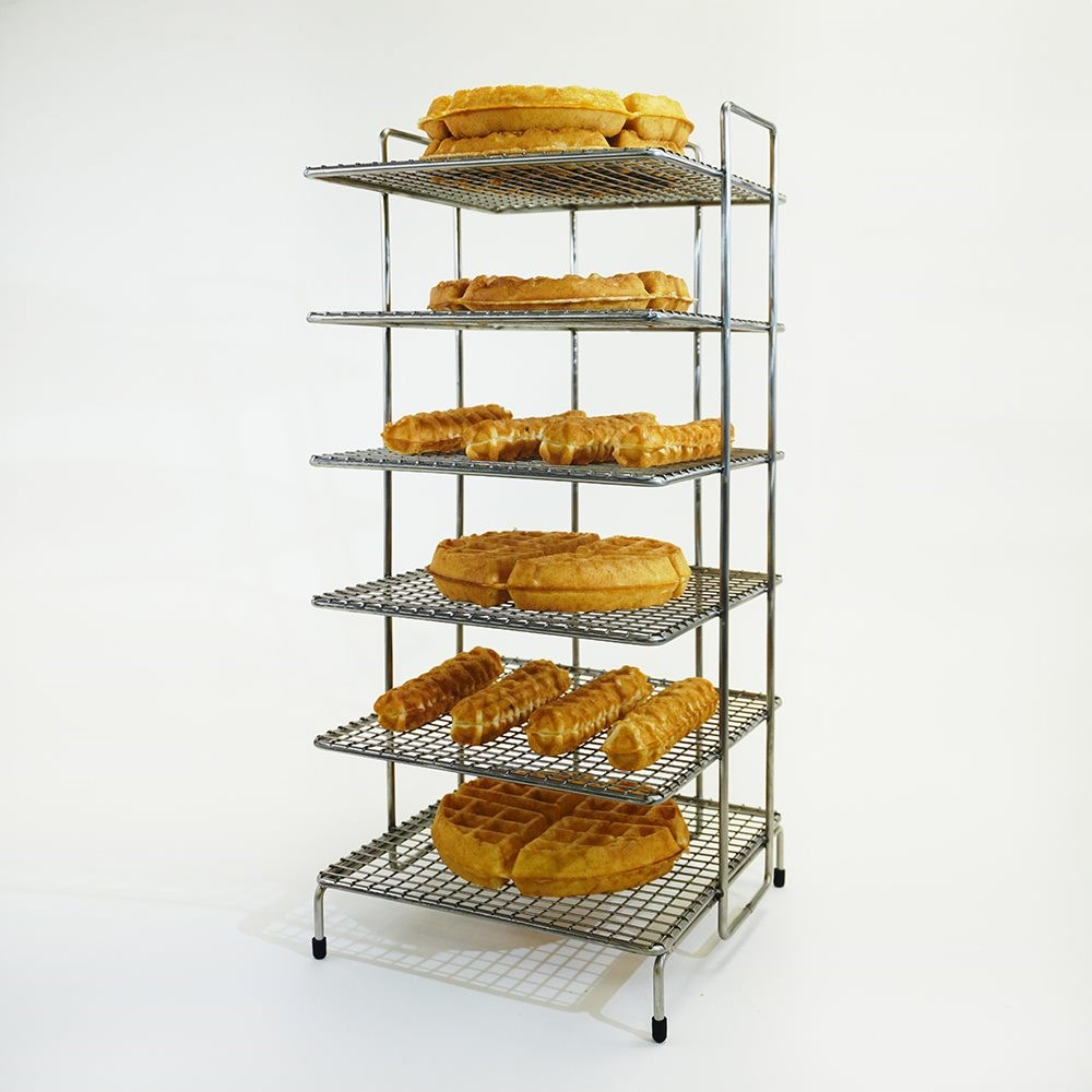 Waffle, Cookie and Cake Cooling / Display Rack