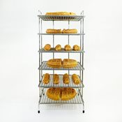 additional image for Waffle, Cookie and Cake Cooling / Display Rack