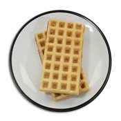 additional image for Multi Waffle Plate - Large Square