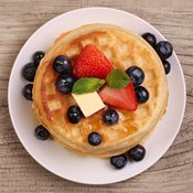 additional image for Luxury Egg Free Waffle Mix