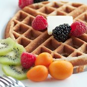 additional image for Wholemeal Waffle mix
