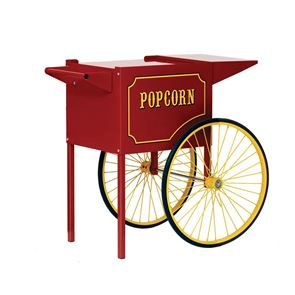 6OZ or 8OZ Theatre Popcorn Cart