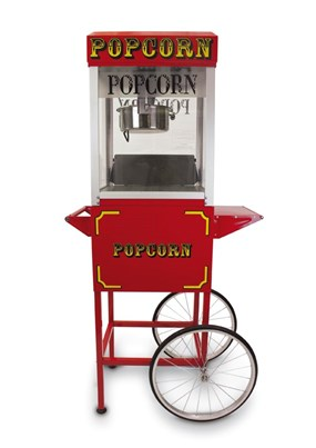 JM Posner 8oz Red Classic Popcorn Maker