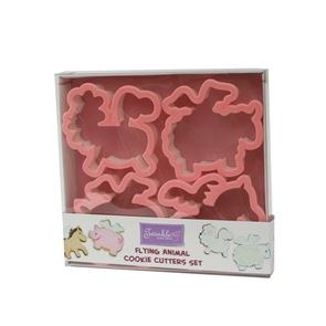 Flying Animal Cookie Cutter Set