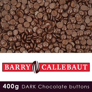 Finest Belgian Dark Chocolate 400g Pouch