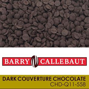 Dark Couverture Chocolate - Callebaut - 10kg