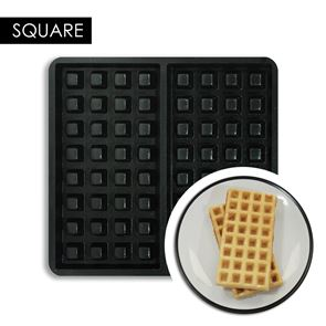 Multi Waffle Plate - Large Square