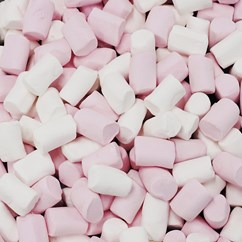 Deluxe Marshmallows - 1kg Bag Halal