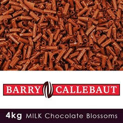 View Luxury Milk Chocolate Blossoms - 4kg Case